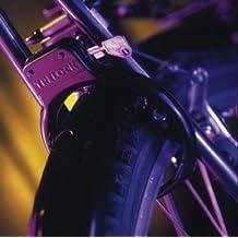 Antirrobo cuadro Trelock placa Pletscher RS54MH negro c.soporte placas Pletscher
