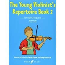 The Young Violinist's Repertoire Book 2: For Violin and Piano