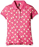 #4: United Colors of Benetton Baby Girls' Polo Shirt (16P3089C0068I904_Pink_0Y)