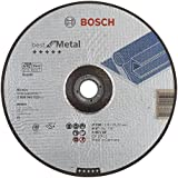 Bosch 2 608 603 523  - Disco de corte acodado Best for Metal - Rapido - A 46 V BF, 230 mm, 1,9 mm (pack de 1)