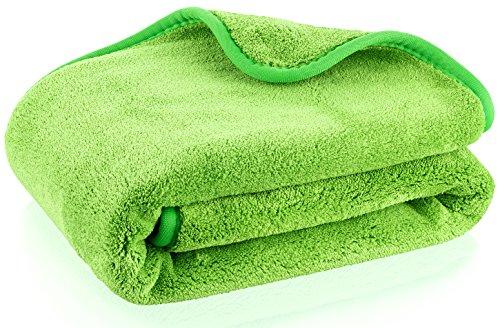 detailion Green 90x 60–Coche Grande Toalla/paño de microfibra para profesionales Vehículo Cuidado