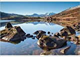 Best Fine Art Storehouse Mirrors - Media Storehouse A4 Fine Art Print of Snowdon Review