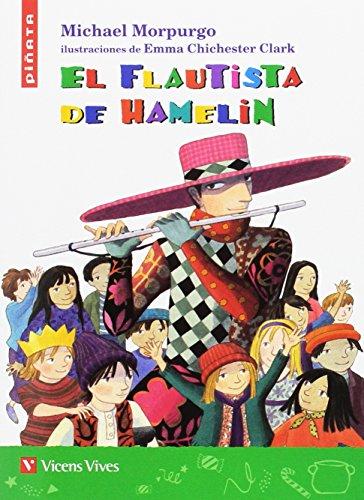 EL FLAUTISTA DE HAMELIN (PIÑATA): 000001 (Colección Piñata) - 9788468242606