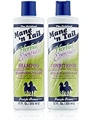 Mane 'n Tail Herbal Essentials Shampoo & Conditioner Kit