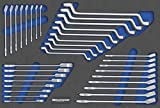MATADOR MTS-R/V: Schraubenschlüssel Pro, 3/3: 390 x 579 mm, 8164 1195