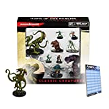 D&D Icons of the Realms: Classic Creatures Box Set by WizKids + Promo...