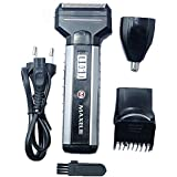 Maxel/Kemei Grooming Kits Hair Clipper, Shaver & Nose Trimmer(Multicolor)