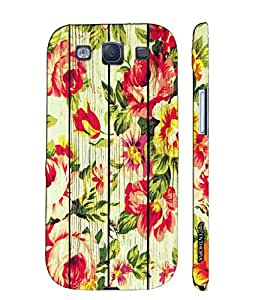Samsung Galaxy S3 Neo Subtle Blossom designer mobile hard shell case by Enthopia