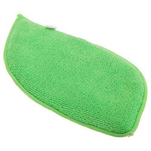 Universaltextilien Multi Funktionales Mikrofaser Reinigung und Polier Pad (Einheitsgröße) (Grün)