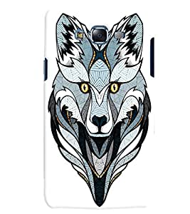 Citydreamz Wolves/Wild/Animals/Abstract Hard Polycarbonate Designer Back Case Cover For Samsung Galaxy Grand Prime G530H/G531H