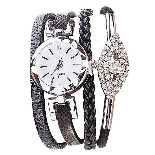 TianWlio Armbanduhren Damen Mode Frauen Mädchen Analog Quarz Armbanduhr Damen Kleid Armband Uhren