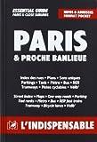Atlas routier - Plan de Paris & Proche banlieue