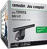 Rameder Pack Barres de Toit Tema pour Toyota RAV 4 V (118846-39268-1-FR)