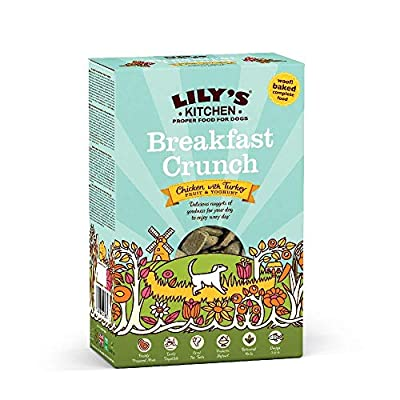 Lily's Kitchen Breakfast Crunch Dry Food for Dogs 800g by Lily's Kitchen
