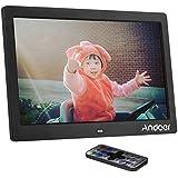 Galleria fotografica Andoer 10 HD Wide Schermo LCD Digital Photo Foto Cornice ad Alta Risoluzione 1024x600 Orologio MP3 MP4 Video...