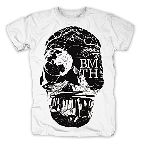 Bring Me The Horizon - Skull Forest - Official Mens T Shirt