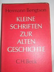Kleine Schriften zur Alten Geschichte