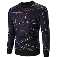 Givekoiu-clothings - Camiseta - Manga Larga - para Hombre