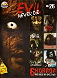 6 HORROR MOVIES IN 1 DVD (VOL.26) BHOOTO...