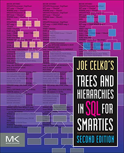 Joe Celko's Trees and Hierarchies in SQL for Smarties (The Morgan Kaufmann Series in Data Management Systems) - Hybrid-ip-systeme