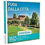 smartbox - Cofanetto Regalo - Fuga dalla Citta' - 1245 soggiorni in Italia o in Europa: B&B, agriturismi, masserie, Hotel 3*