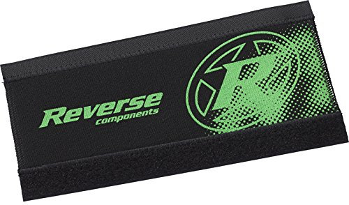 Reverse Neopren Kettenstrebenschutz schwarz/grün -