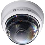 LevelOne Level One FCS-4301 PTZ Dome Network Camera, 2-Megapixel
