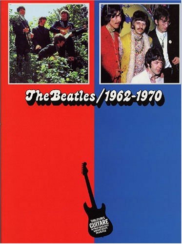 The Beatles: 1962-1970 (French dition) Guitare par the (Artist Beatles