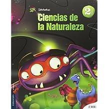 Ciencias de la Naturaleza 2º Primaria - Castilla La Mancha (Superpixépolis)
