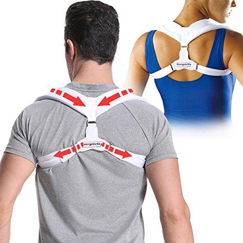 Songwin ckenstützgürtel für eine gesunde Haltung |Nackenschmerzen|Verschiedene Größen.