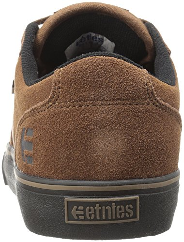 Etnies BARGE LS Herren Skateboardschuhe Brown/Black/Gum