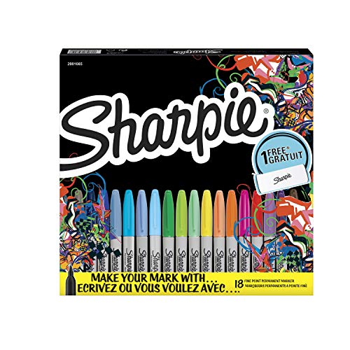 Sharpie Marker - Rotuladores punta redonda F gratis