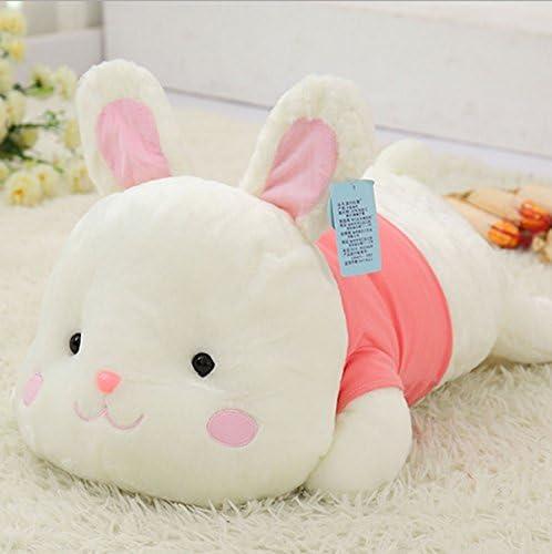 Meijunter Nouveau doux doux doux 55cm mignon lapin Bed Rest Coussin Oreiller Peluche B01JZ3WKYG 67c255
