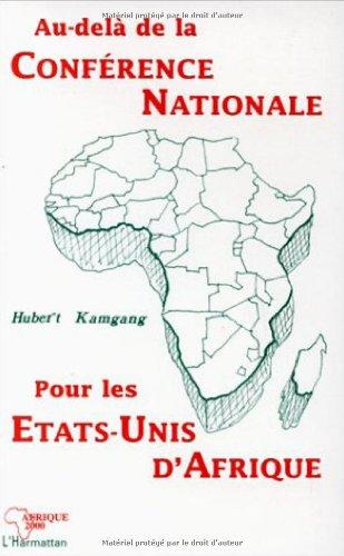 Au-delà de la Conférence nationale pou...