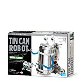 4M 4153 Kidz Labs Tin Can Robot