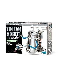 4M - Tin Can Robot/ Metal Kutu Robot (3270)