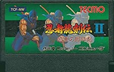 Ninja Ryukenden II: Ankoku no Jashinken (aka Ninja Gaiden 2) Famicom (NES Jap... (japan import)