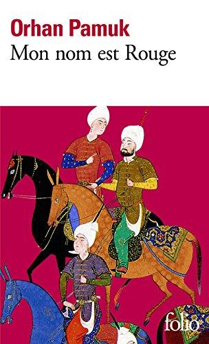 Mon nom est Rouge (Folio t. 3840) par Orhan Pamuk