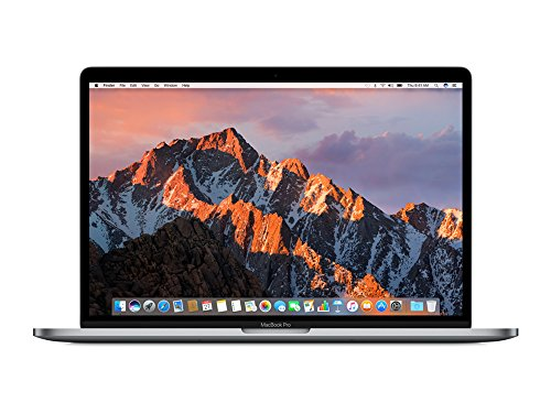 "Apple MacBook Pro, 15"" mit Retina Display, Intel Quad-Core i7 2,2 GHz, 256 GB SSD, 16 GB RAM, 2015, Silber"