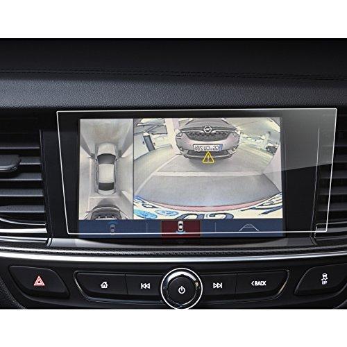 LFOTPP Opel Insignia II 8 Pulgadas Navegación Protector de Pantalla - 9H Cristal Vidrio Templado GPS Navi película protegida Glass