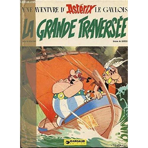 Astérix - La grande traversée
