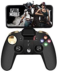 PG-9118 Wireless Bluetooth Joystick per giochi PowerLead ,Gamepad Controller multimediale Compatibile iOS Android Cellulare T