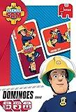 Jumbo Spiele 19402 Jumbo 19402-Fireman Sam Domino Kartenspiel für Jumbo Spiele 19402 Jumbo 19402-Fireman Sam Domino Kartenspiel