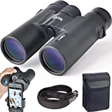 Best Binoculars For Stargazings - 10x42 Binoculars for Bird Watching Travelling Landscape Stargazing Review