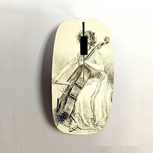 generic-design-cello-5-plastics-man-bumper-mouse-wireless