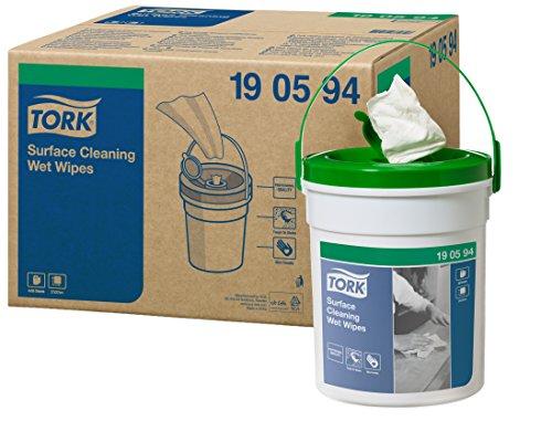 tork-190594-lingettes-impregnees-pour-nettoyage-de-surfaces-vendu-par-seau-de-58-lingettes