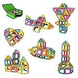 Best Building Toys - Magnetic Building Blocks, Newisland 40 Pcs Magnet Blocks Review