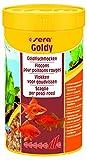 Sera Goldy il principale Fodera In delicata manufatti fiocchi per oro piccoli pesci (anche forme coltivate) e altri esigenti waehlerische pesci acqua fredda