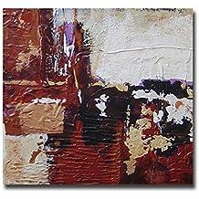 cuadros modernos grandes dimensiones medidas 120x120cm