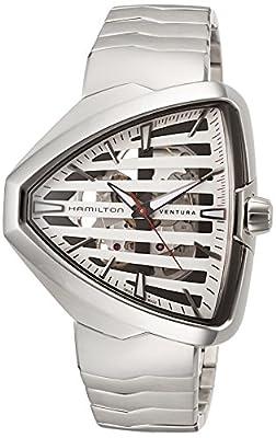 Hamilton - HAMILTON American-Classic Ventura ELVIS80-SKELETON-AUTO H24555181 - H24555181